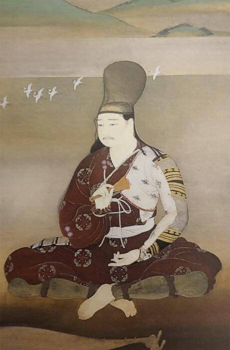 平経正の肖像画