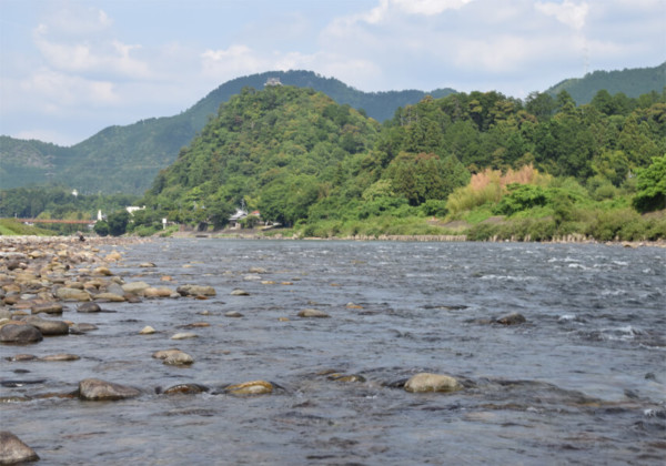 長良川(墨俣川)