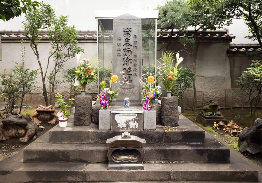 平将門慰霊碑